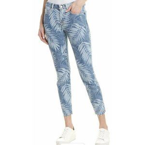 🆕 CURRENT ELLIOTT Stiletto Wiley Printed Jeans 28